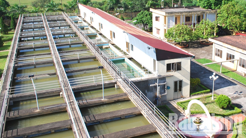 Miễn tiền sử dụng nước sạch cho khu cách ly tập trung